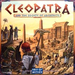 Cleopatra and the Society of Architects Cover Artwork