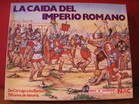 Board Game: La Caída del Imperio Romano