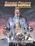 RPG Item: Daring Comics Spotlight #1: Teleportation