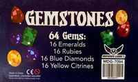 Board Game Accessory: Viceroy: Gems