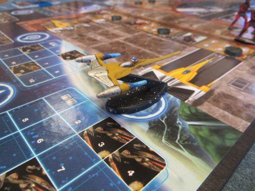 Board Game: Star Wars: The Queen's Gambit