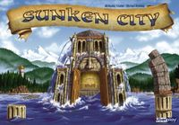 Board Game: Sunken City