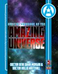 RPG Item: Official Handbook of the Amazing Universe: Doctor Deva Sahir-Morgan & Doctor Hollis Whitehall