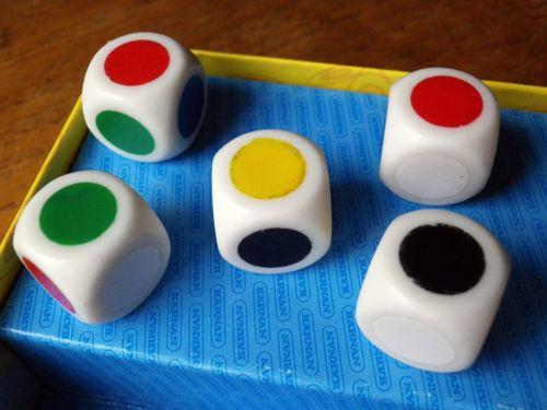 Board Game: Barn yatzy