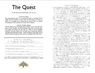 RPG Item: The Quest