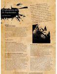 RPG Item: El Laboratorio del Dr. Frankenstein