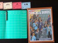 Board Game: Stocks & Bonds