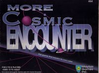 Board Game: More Cosmic Encounter