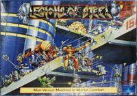 Board Game: Legions of Steel