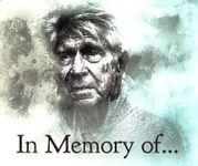 RPG: In Memory of...