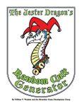 RPG Item: The Jester Dragon's Random Cult Generator