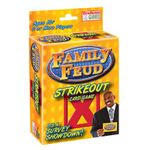 Board Game: Family Feud Strikeout Card Game