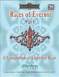 RPG Item: Races of Evernor Part I