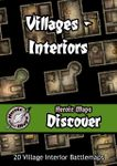 RPG Item: Heroic Maps Discover: Villages - Interiors