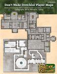 RPG Item: Don't Wake Dretchlor Player Maps