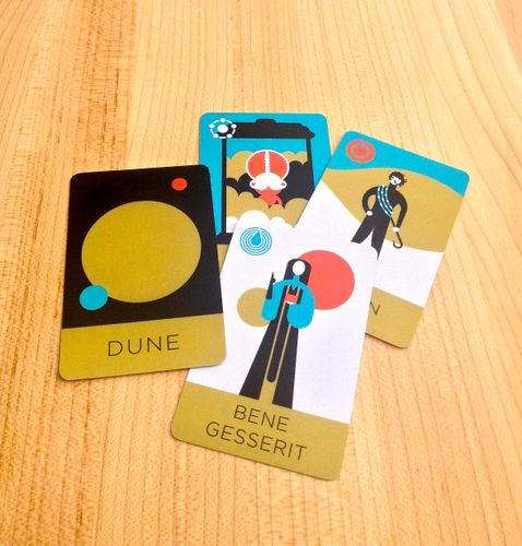 Board Game: Dune: The Art of Kanly