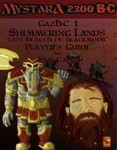 RPG Item: GazBC1: Shimmering Lands: Last Beacon of Blackmoor - Player's Guide