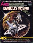 Board Game: Damocles Mission