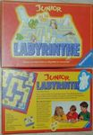 Board Game: Junior Labyrinth