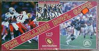 Board Game: VCR College Bowl Game