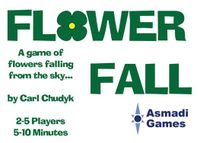 Board Game: FlowerFall
