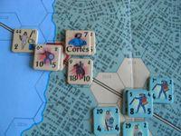 Board Game: Cortes: Conquest of the Aztec Empire