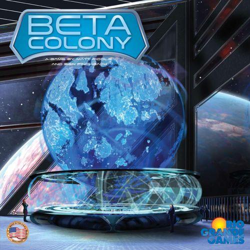 Board Game: Beta Colony