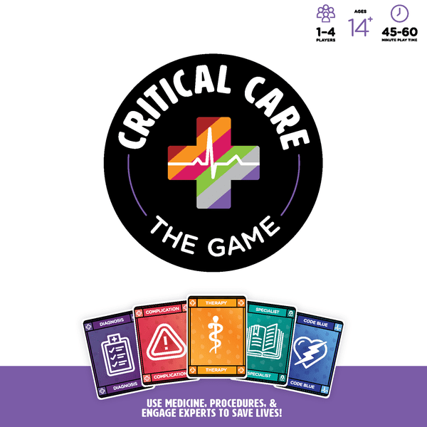 Critical Care: The Game
