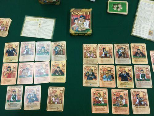 Board Game: Wulong: Chow's 11
