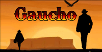 Video Game: Gaucho - An Interactive Geek Western