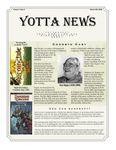 Issue: Yotta News (Volume 1, Issue 1 - Mar 2008)