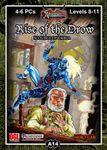 RPG Item: A14: Rise of the Drow, Part 2: Scourge of Embla
