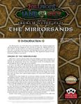 RPG Item: Land of Fire Realm Guide #12: The Mirrorsands