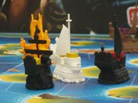 Board Game: Black Fleet