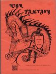 RPG Item: High Fantasy (First Edition)