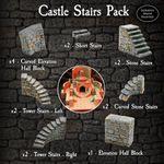 RPG Item: Castle Stairs Pack