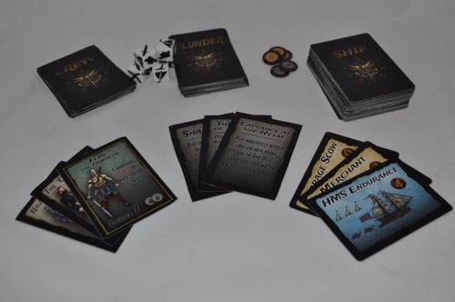 Board Game: Rolling Plunder