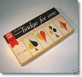 Board Game: Charles Goren's Advanced Bridge for One