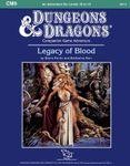 RPG Item: CM9: Legacy of Blood