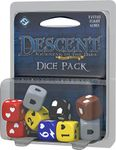 Board Game Accessory: Descent: Journeys in the Dark (Second Edition) – Dice Pack