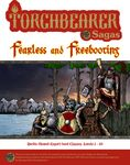 RPG Item: Torchbearer Sagas: Fearless and Freebooting