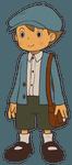 Character: Luke Triton