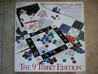Board Game: 9 Tibbit Edition