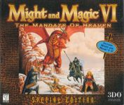 Video Game Compilation: Might & Magic VI: The Mandate of Heaven Limited Edition