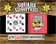 Board Game: Square Shooters