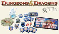 RPG Item: Wizard Token Set