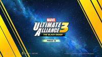 Video Game: Marvel Ultimate Alliance 3: The Black Order