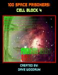 RPG Item: 100 Space Prisoners: Cell Block 4