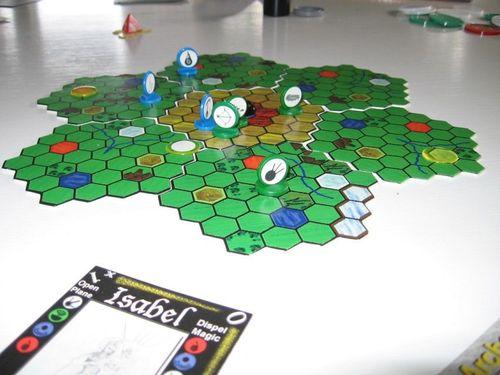 Board Game: Chobolo