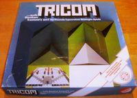 Board Game: Tricom